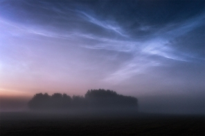 NLC clouds