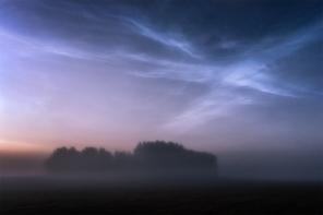 NLC clouds